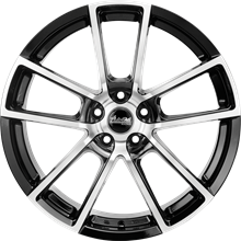Picture of Advanti Sonic REAR <br/> 20 x 9.5""