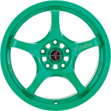 Picture of Advanti Storm Green <br/> 17 x 7.0""