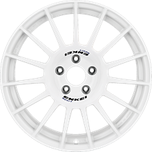 Picture of Enkei RCT-4 White <br/> 18 x 8.0""