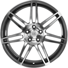 Picture of CSP Audi S8 Cosma Two <br/> 18 x 8.0""