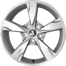 """Picture of VFII SS or SV6 <br/> 18 x 8.0"""""""