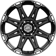 Picture of Advanti AXR M8 <br/> 17 x 9.0""