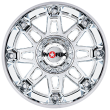 Picture of Worx 811 Conquest Chrome